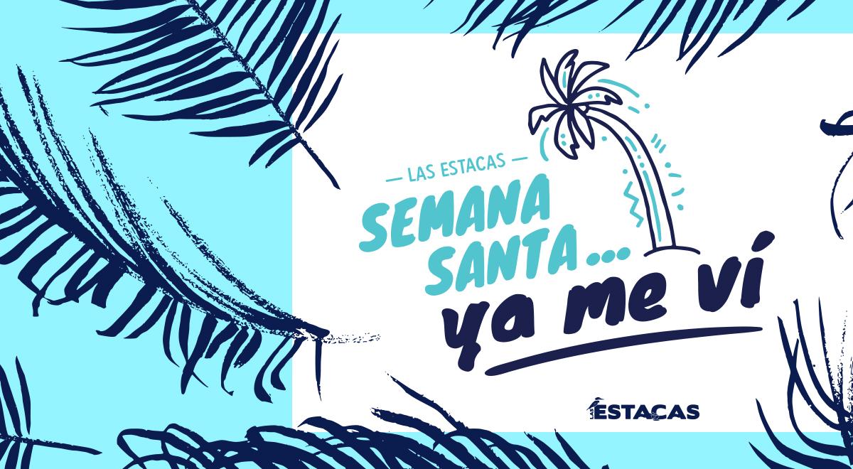 Todo marzo es Semana Santa en Las Estacas, Morelos.