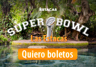 Super Bowl LIV Las Estacas