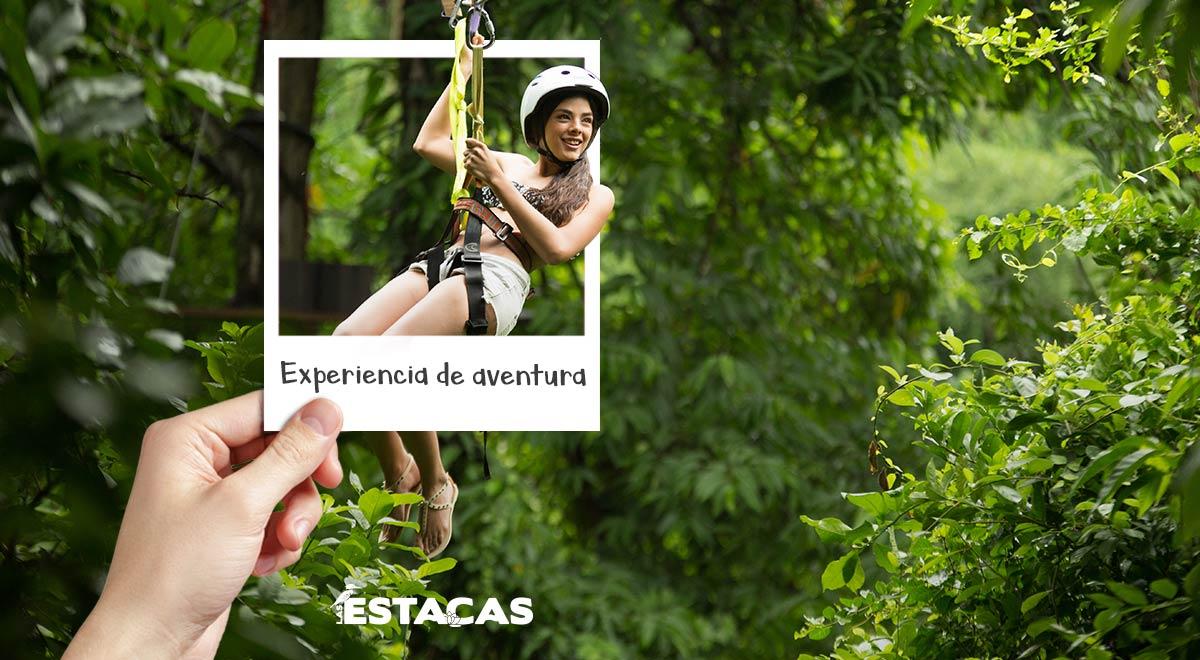 Experiencia de aventura en Las Estacas