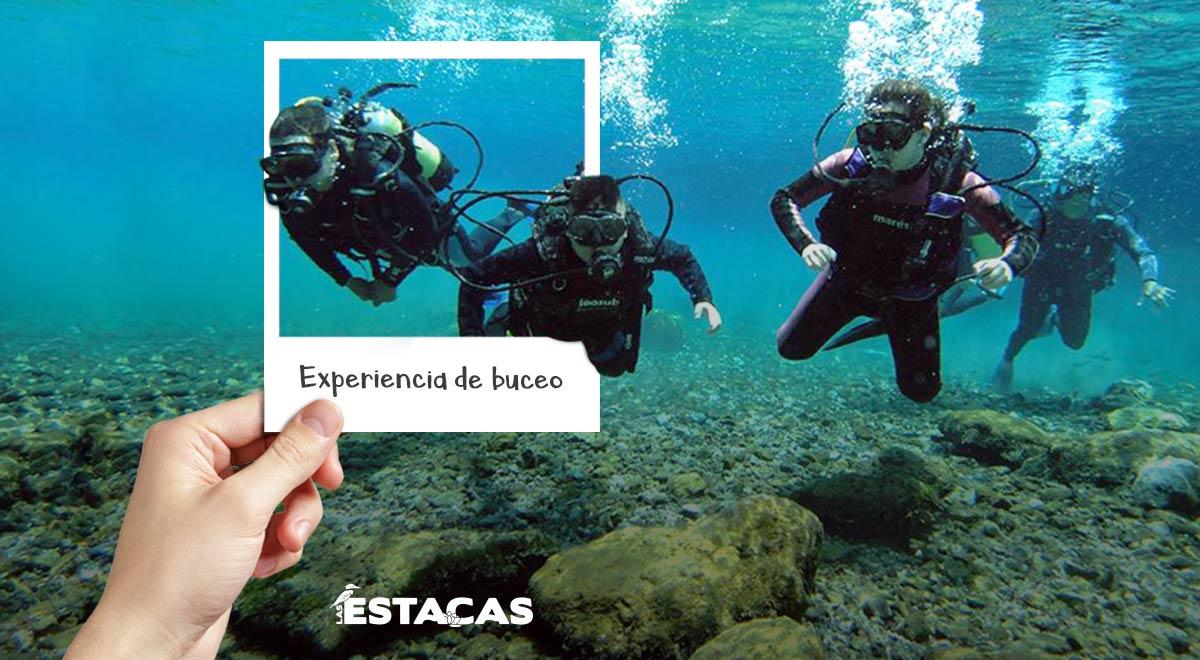 Experiencia Buceo