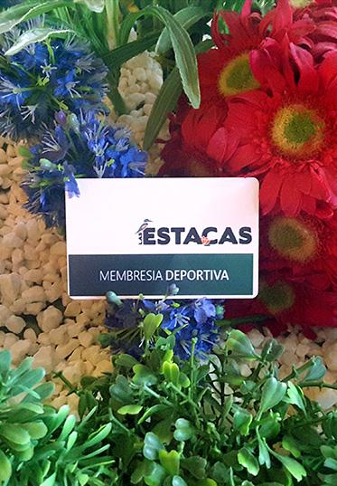 Membresía deportiva Las Estacas