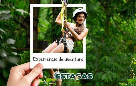 Experiencia de aventura Las Estacas