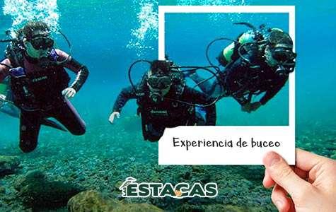 promociones buceo en Las Estacas