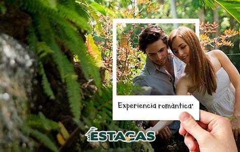 experiencia romántica Las Estacas