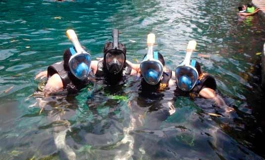 Snorkel Las Estacas